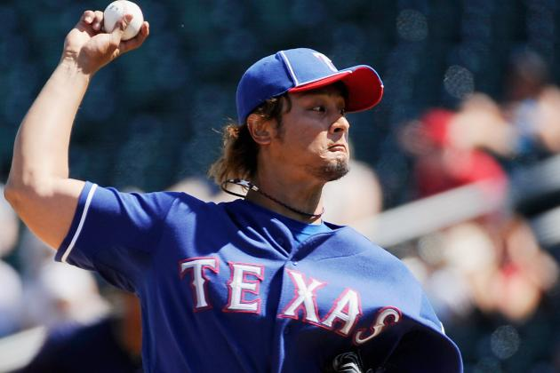 Yu Darvish: Grading Every Element of Phenom's Pitching Arsenal