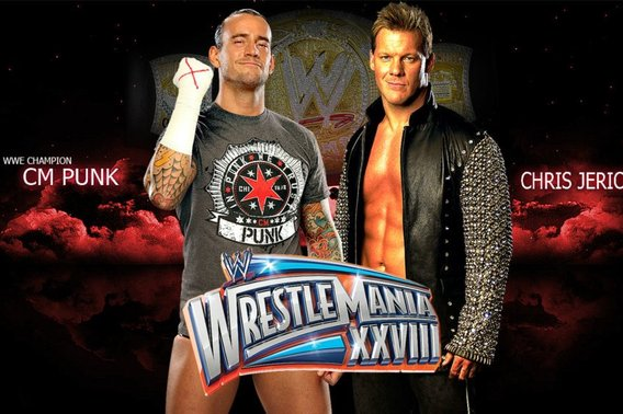 CM Punk vs. Chris Jericho: Best in the World Feud Sadly Overshadowed