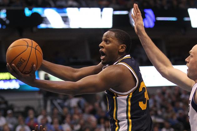 Reports: Jazz, Timberwolves and Spurs Discussing Five-Player Deal