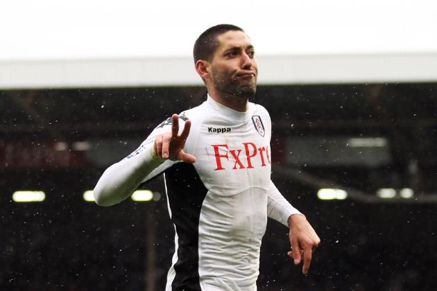 The Rise of Clint Dempsey: How the US National Team Star Conquered the EPL