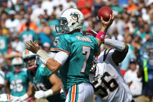 NFL Free Agency Rumors: Tracking the Latest Buzz on QB Chad Henne