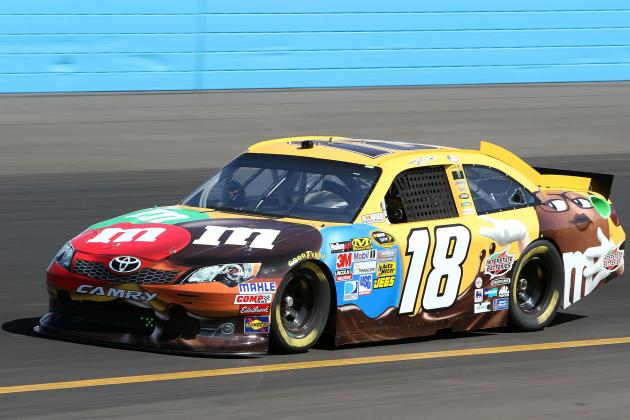 Food City 500 2012: Start Time, Lineup, TV Schedule and More