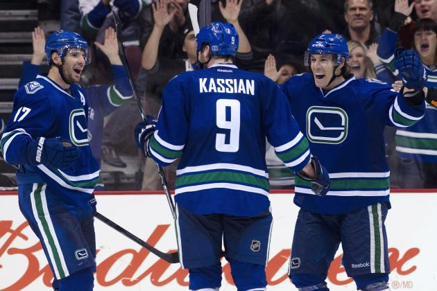 Vancouver Canucks: How Does the 2012 Team Compare to the 2011 Team?