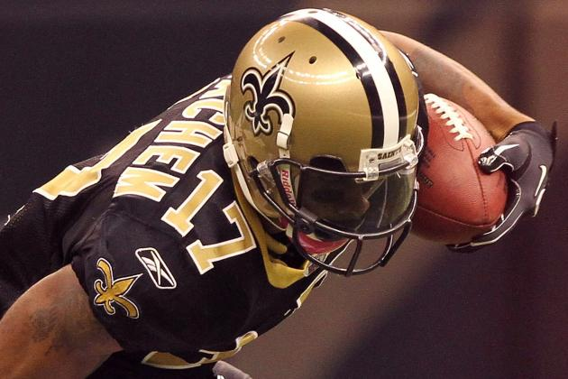 Robert Meachem to San Diego Chargers: Deal Analysis, Grade and Twitter Reaction