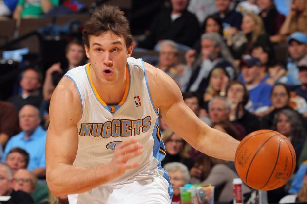 NBA Highlight of the Night: Nuggets' Danilo Gallinari for Three