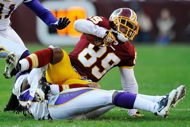 NFL Free-Agent Rumors: Suitable Landing Spots for Santana Moss If Released