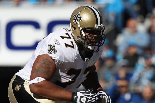 2012 NFL Free Agents: Carl Nicks Signs with Tampa Bay Buccaneers!