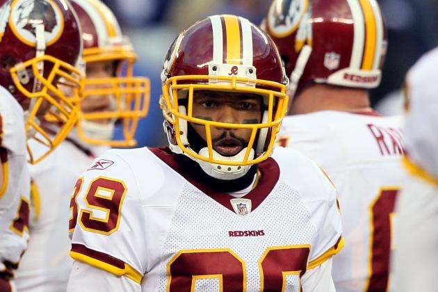 NFL Rumors: Top Landing Spots for Santana Moss If Cut