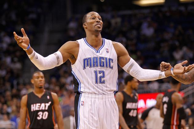 Dwight Howard Trade Rumors: Could the Superstar Big Man Be Dealt to NY?