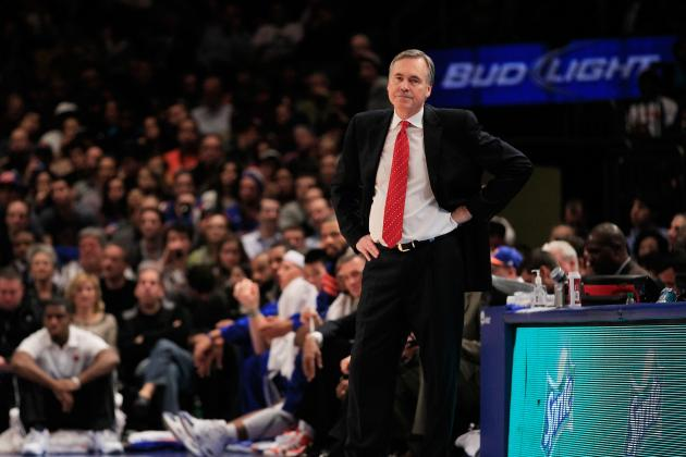 Knicks Rumors: Why Mike D'Antoni Has No Prayer to Survive Beyond This Season