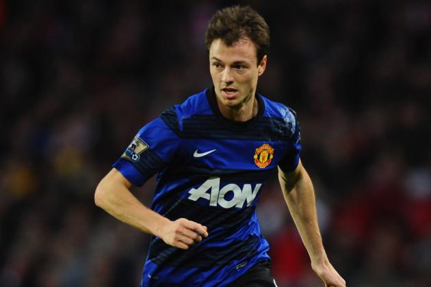 Jonny Evans Has Been Manchester United's Most Improved Player This Season