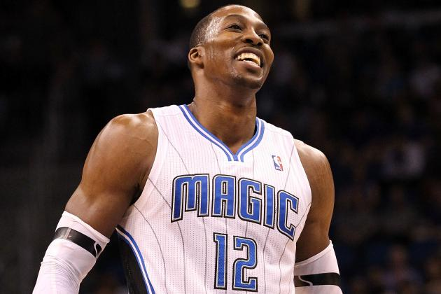 Rockets Must Trade for Dwight Howard, With or Without an Extension