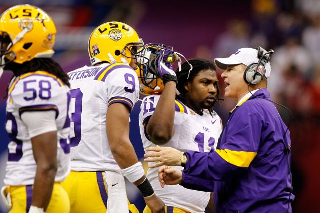 LSU Football: Les Miles Makes Right Call in Cutting Female Kicker Mo Isom