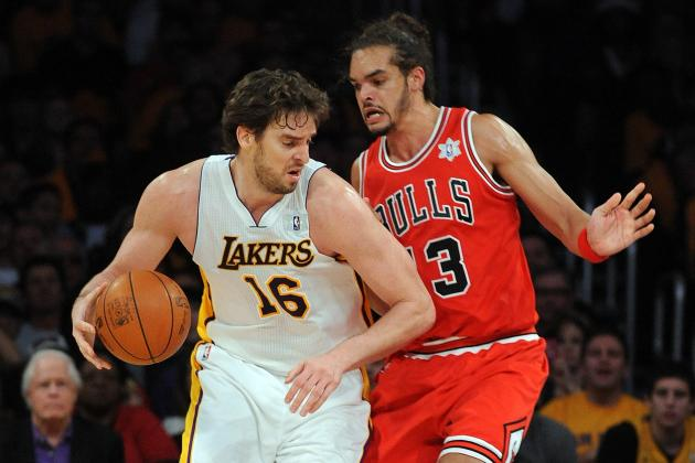 Pau Gasol Trade Rumors: Gasol to the Bulls? Brilliant Idea