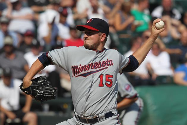 Minnesota Twins 2012 Bullpen, Who's in and Who's Out?