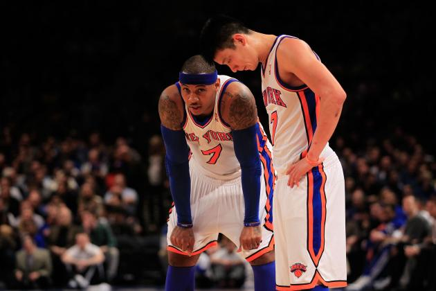 Carmelo Anthony, the New York Knicks and Being Careful Who You Trade For