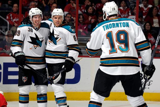 San Jose Sharks Earn Three Points Again in Western Canada