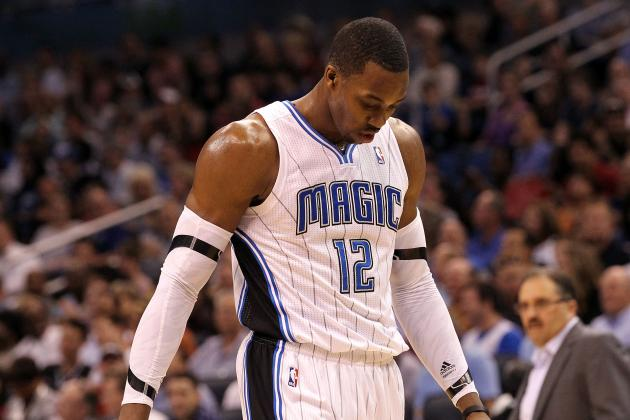Dwight Howard Trade Rumors: DH12's Final Destination Affects Dallas Mavericks