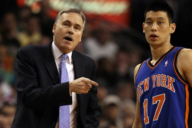 Mike D'Antoni Resigns as Coach of New York Knicks