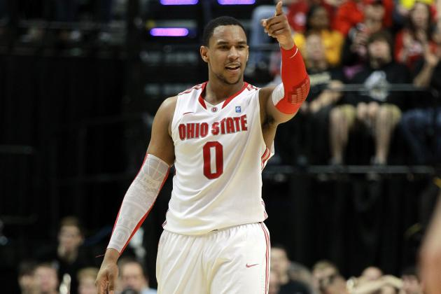 Jared Sullinger: How NCAA Tournament Will Determine NBA Draft Stock