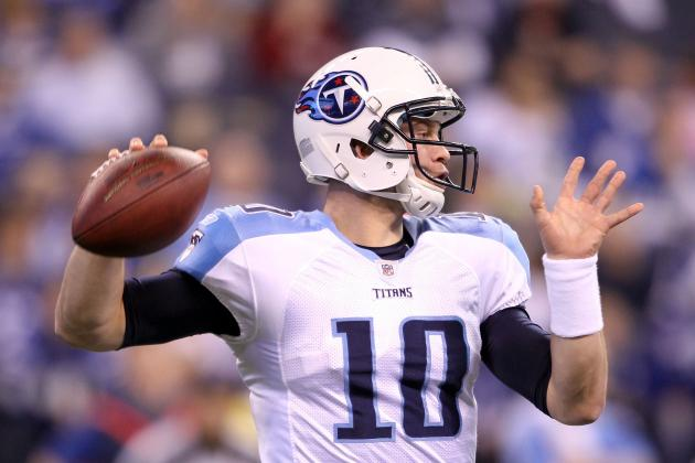Could Seattle Seahawks End Up with Jake Locker?