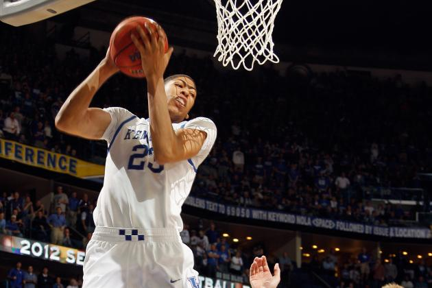 Anthony Davis: How NCAA Tournament Will Determine NBA Draft Stock