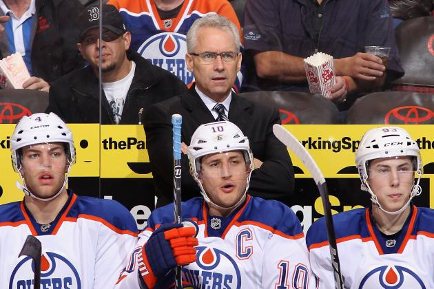 Edmonton Oilers:  Will Tom Renney Remain Head Coach Beyond This Season?