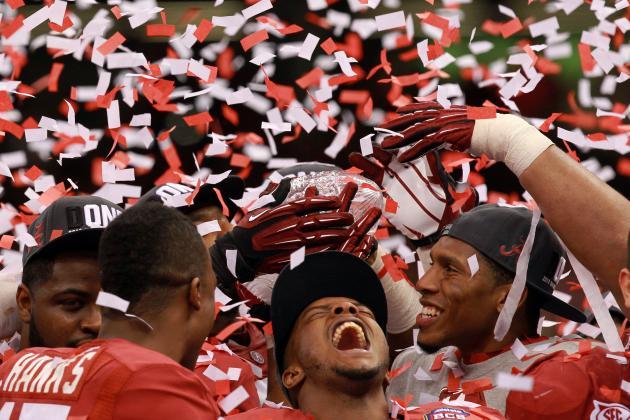 2012 NFL Mock Draft: Surprise Team Trading Up for Trent Richardson?