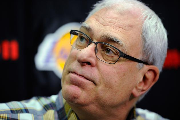 Phil Jackson vs. Jerry Sloan: Which Coach Would Win Title First as Knicks Coach?