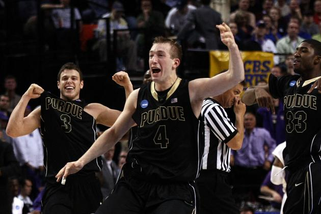 Robbie Hummel: 3 NCAA Tournament Predictions for Purdue Star