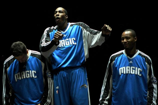 Dwight Howard Trade Rumors: Orlando Magic Center Continues to Be Indecisive