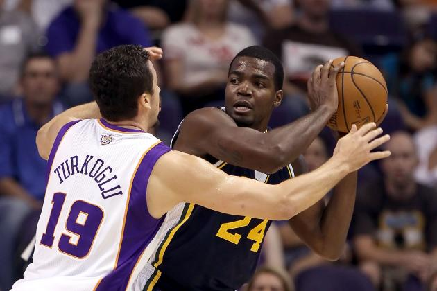 NBA Trade Rumors: Should the Utah Jazz Trade Paul Millsap or Al Jefferson?