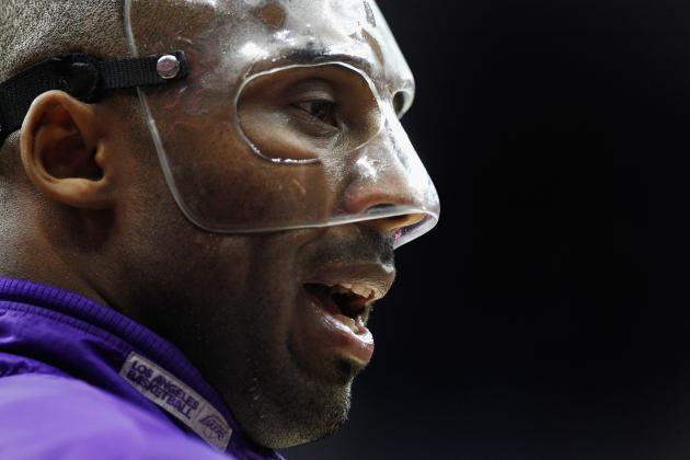 Lakers Trade Deadline: Did Kobe Bryant Wear a Mask for This?