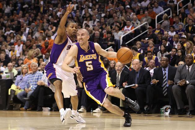 NBA Rumors: Getting Rid of Steve Blake Would Be a Mistake for Lakers