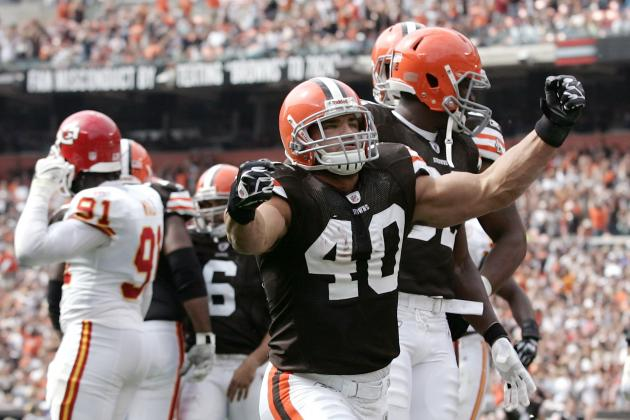 Kansas City Chiefs: Signing Peyton Hillis Makes KC a Threat in Rushing