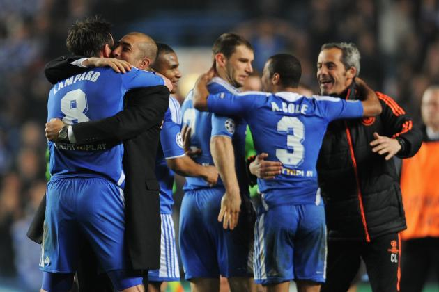 Chelsea 4-1 Napoli Champions League: An Epic Night at Stamford Bridge, Part 1