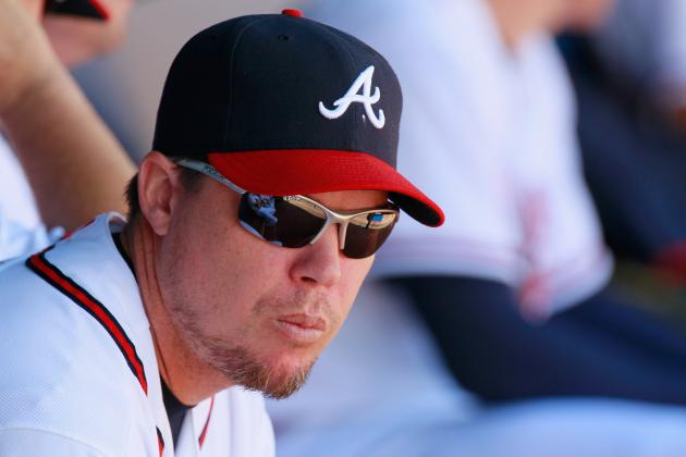 Chipper Jones Retirement Talk: Why He's a First-Ballot Hall of Famer