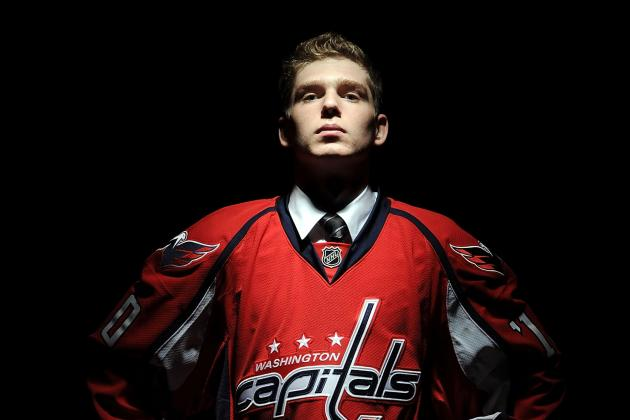 Washington Capitals: Super Prospect Evgeny Kuznetsov May Stay in the KHL