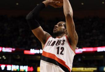 LaMarcus Aldridge is one of Portland's best players.