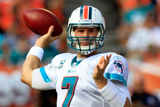 Jaguars Reportedly Sign QB Chad Henne to 2-Year Deal