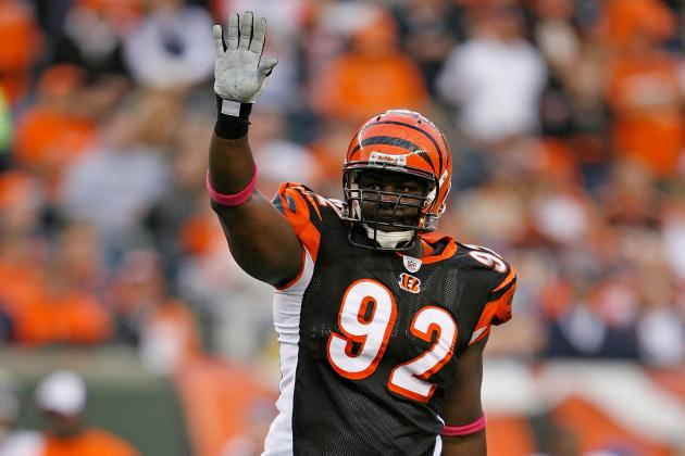 NFL Free Agency: Cincinnati Bengals Lose Frostee Rucker and Jon Fanene Quickly