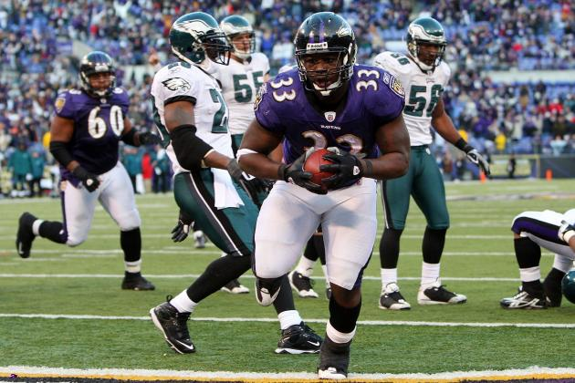 NFL Free Agency 2012: Expect LeRon McClain to Be a Running Back Opposed to FB