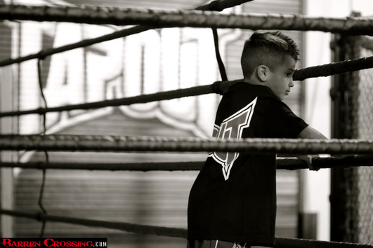 MMA Debate: Why I Would Let My Child Train MMA