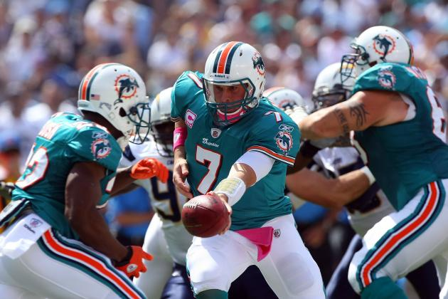 2012 NFL Free Agents: Why Chad Henne Is a Good Fit for Jacksonville Jaguars