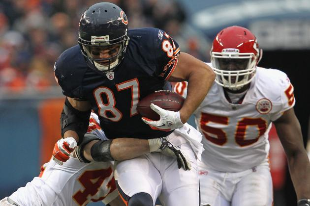 NFL Free Agency: Recapping Day 2 for the Chicago Bears