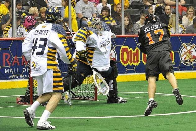 National Lacrosse League 2012: Week 11 Preview and Predictions