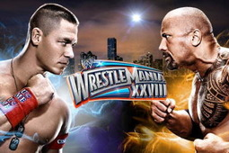 Wrestlemania 28: How Curse Words Saved John Cena from Being Buried by the Rock
