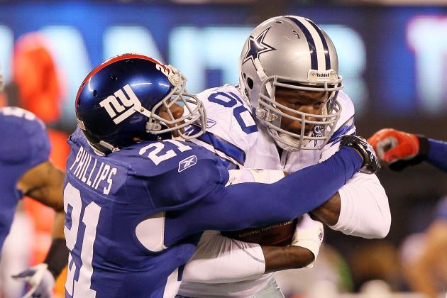 NFL Free Agency 2012: After Martellus Bennett Signing, What's Next for Giants?