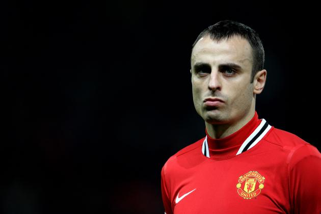 Manchester United News: Dimitar Berbatov May Be on His Way out of Old Trafford