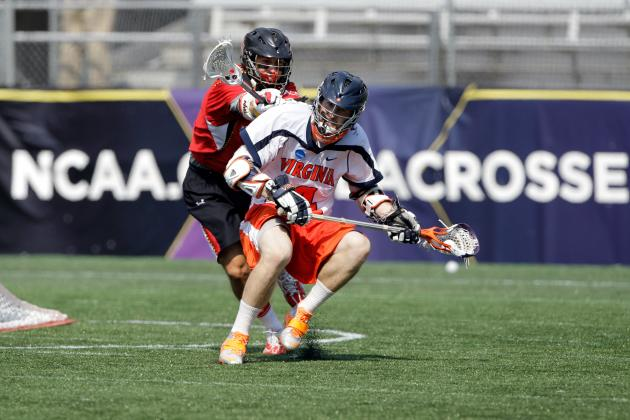 NCAA Lacrosse: Updated Top 10 Rankings in Men's Division I